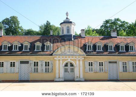 Wilhelmsbad Palace