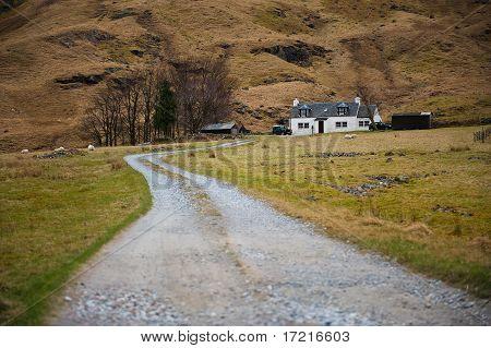 Farm in Scotland