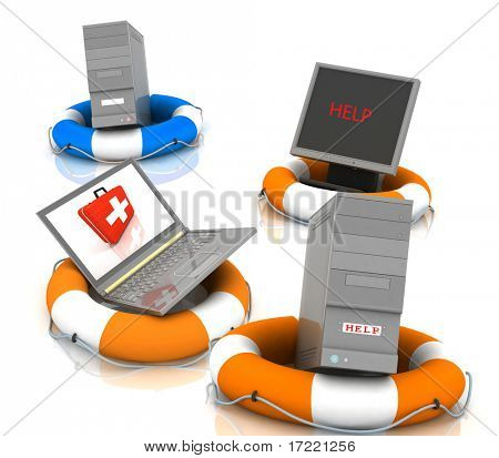 lifesavers for PC,  monitor and laptop