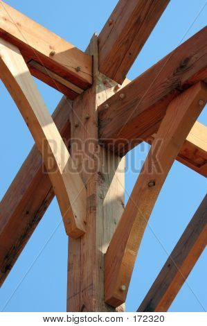 Timber Frame Jointery
