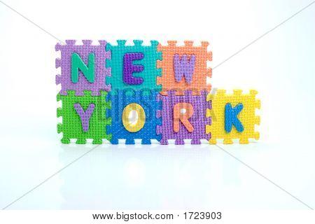 Toy New York