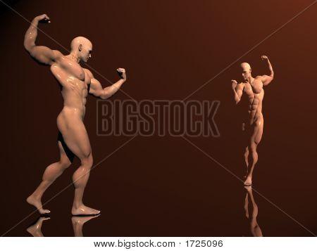 Body Building, Shadow Play
