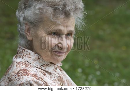 Elderly Woman