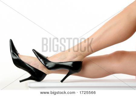 Sapatos de salto altos 2
