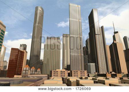 3D City 38