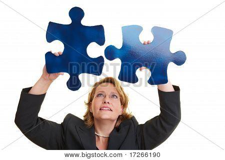 Solving A Puzzle