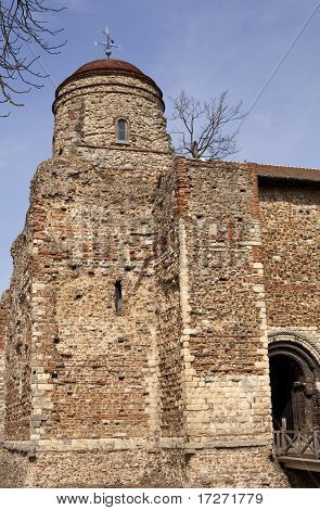 Castillo de Colchester