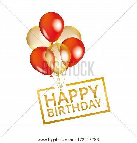 Balloon Holiday Celebration Background Stock Vector 85058683 ...