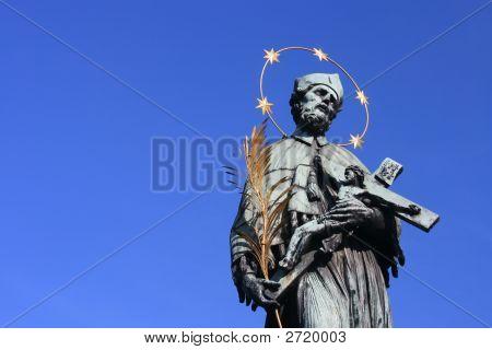 Saint John Of Nepomuk,prague