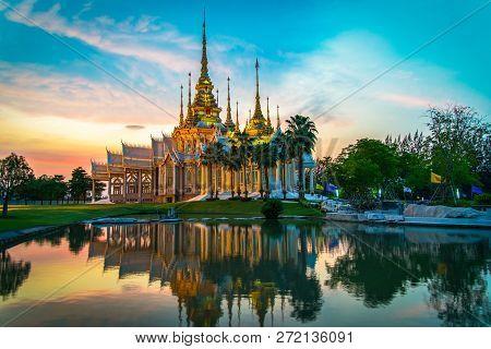 Temple Thailand Beautiful Thailand Temple