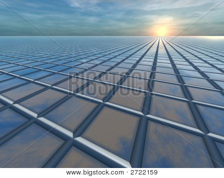 Abstract Grid Horizon