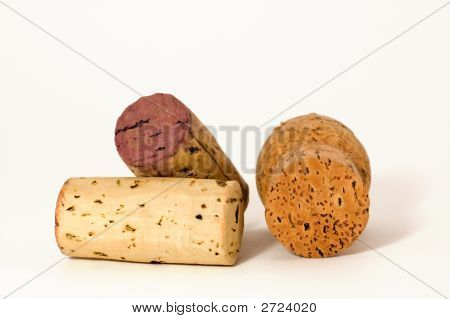 Three Cork Macro