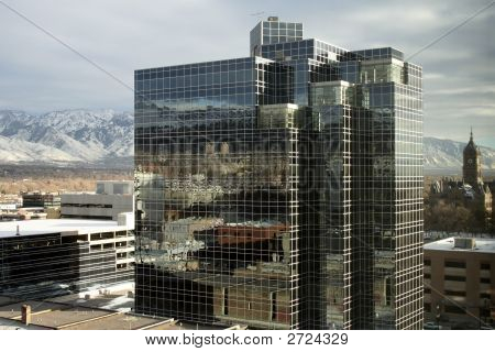 High Rise Reflections