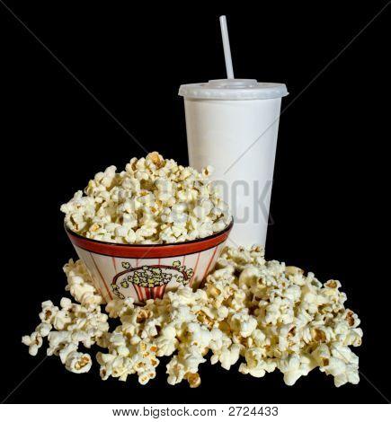 Lots Of Popcorn