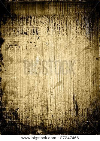 Abstract grunge wood background