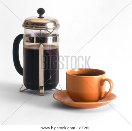 Coffee Serving