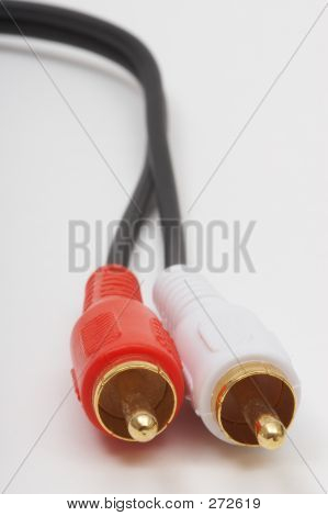 Rca Connectors Pairs