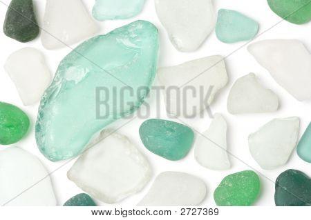Glassteine