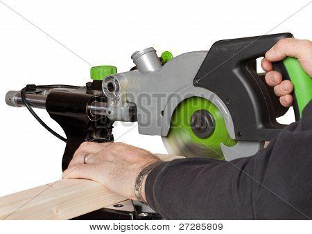 Sliding Chop Saw