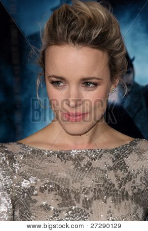 LOS ANGELES - DEC 6:  Rachel McAdams arrives at the