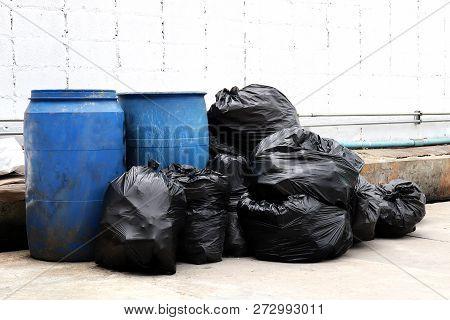 Garbage Is Pile Lots Dump