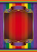 pic of gay symbol  - Gay background poster - JPG