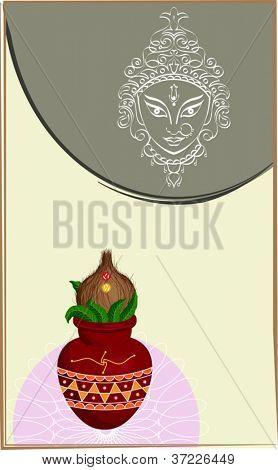 Durga Greeting