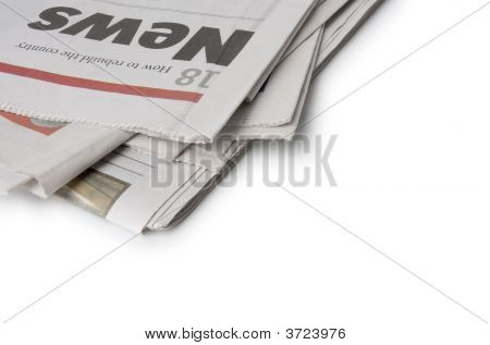 Newspaper - The News
