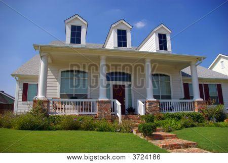 Idealistic Upscale American Home