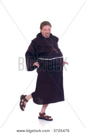 Halloween, Funny Monk