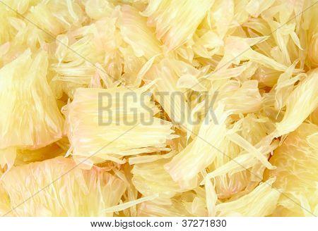 Slices Of Pomelo