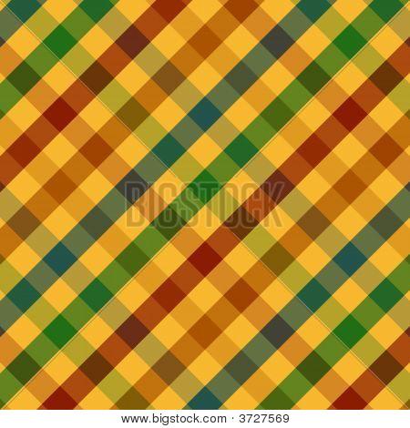 Fall Plaid Pattern