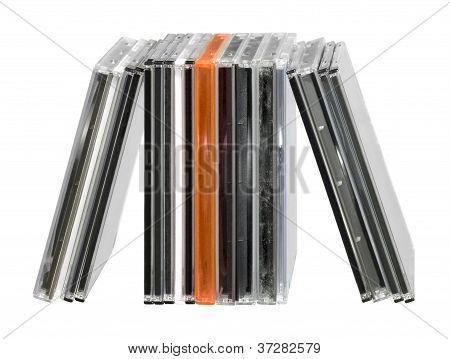 Upright Cd Jewel Cases