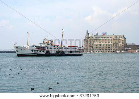 Istanbul landschap