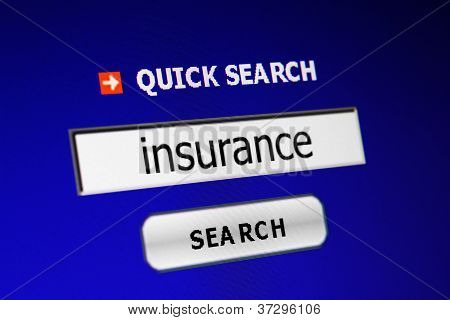 Search For Insurance