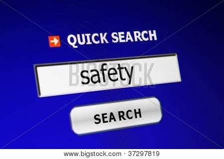 Search For Safety