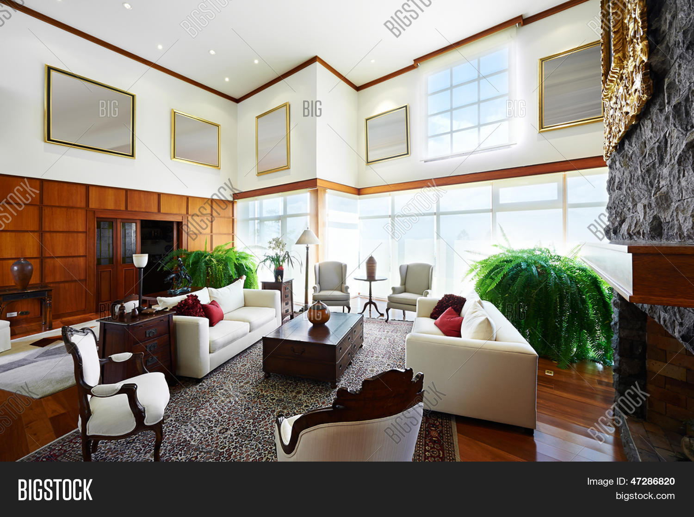 Interior Design Series Classic Image Photo Bigstock