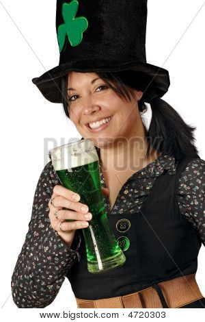 Drinking On St Patricks Day