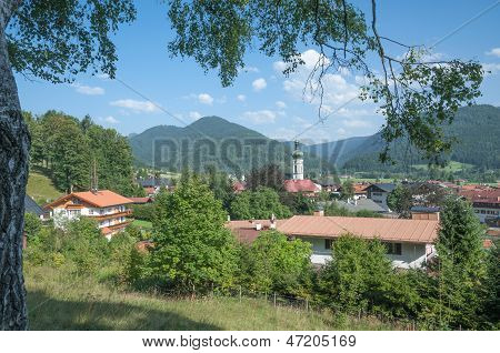 Reit im Winkl, Alta Baviera, Alemanha