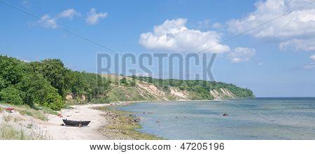 Goehren,Ruegen Island,Germany