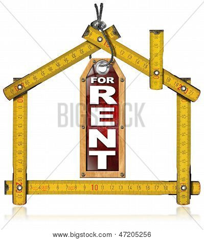 House For Rent - Wood Meter Tool