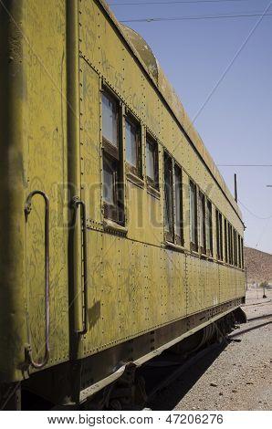 railway carraiage