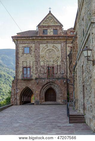 Nuestra Senora De Valvanera Monastery