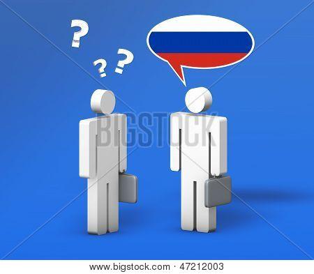 Hablar ruso de negocios