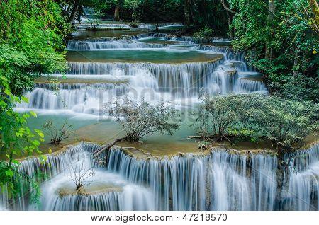 Huay Mae Khamin - Waterfall