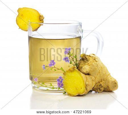 Healthy, Herbal Tea