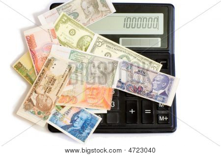 Currency And Calculator