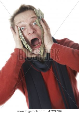 Tricky And Greedy Man