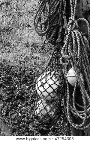 Fishing Buoys & Ropes.