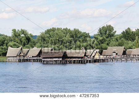 Prehistory Lake Dwellings, Germany